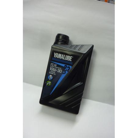 OLEJ YAMALUBE MARINE SUPER SYNTHETIC FC-W10W30 1