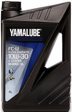 OLEJ YAMALUBE MARINE SUPER SYNTHETIC FC-W 10W30 4