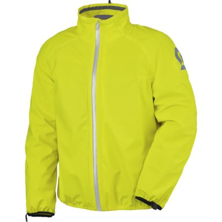 KURTKA SCOTT P/D RAIN ERGONOMIC PRO YELLOW XXL